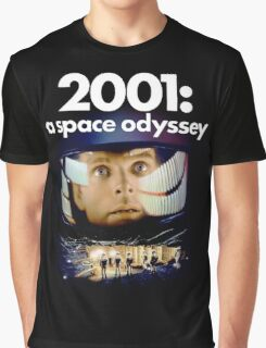 2001 A Space Odyssey shirt! Graphic T-Shirt