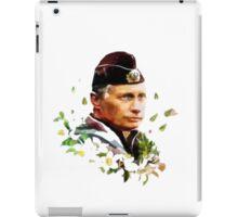 Vladimir Putin - Flowers iPad Case/Skin