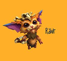 Gnar: The Missing Link (League of Legends) by BubblessandMia