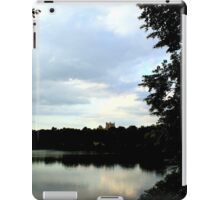 Olde England By Storm Black iPad Case/Skin