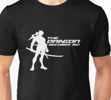 The Dragon Becomes Me! - Genji Unisex T-Shirt