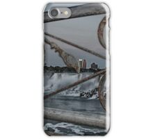 Wrought Iron @ the Falls iPhone Case/Skin