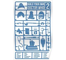Build Your Own Doctor Who 2 Poster