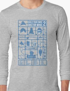 Build Your Own Doctor Who 2 Long Sleeve T-Shirt