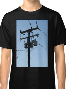 Power Pole Classic T-Shirt