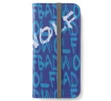 Bad Wolf Graffiti iPhone Wallet/Case/Skin