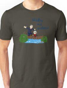 Dr. Glidden & Dr. Wallach mashup Unisex T-Shirt