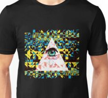 Anime Illuminati Unisex T-Shirt