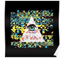 Anime Illuminati Poster