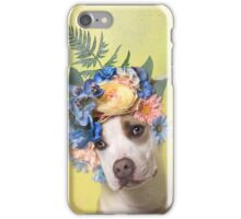 Flower Power, Connor 2 iPhone Case/Skin