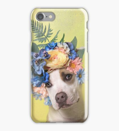 Flower Power, Connor 2 iPhone Case/Skin