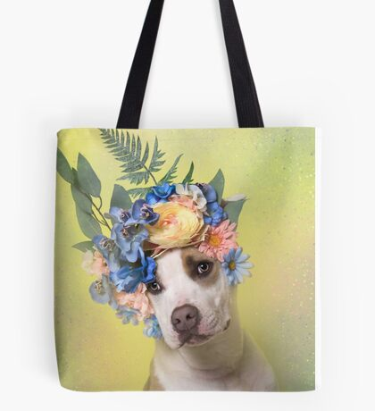 Flower Power, Connor 2 Tote Bag