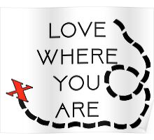 Love Where You Are Poster