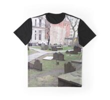 Cemetery  Graphic T-Shirt