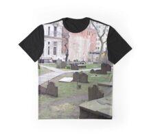 Cemetery  Graphic T-Shirt