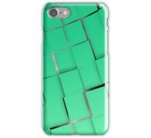 3D wall  iPhone Case/Skin