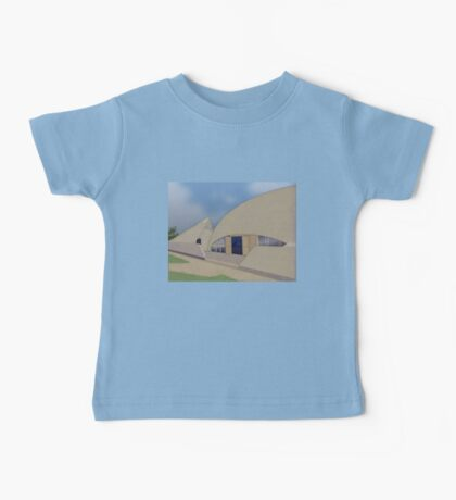 Building of the Future from a Forgotten Past Baby Tee