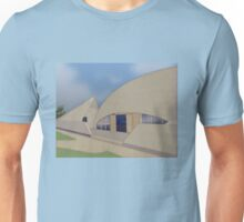 Building of the Future from a Forgotten Past Unisex T-Shirt
