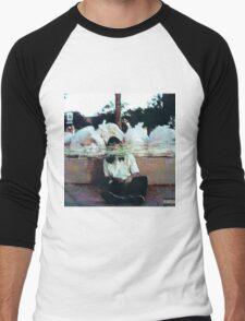 SESH garbage mixtape cover Men's Baseball ¾ T-Shirt