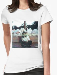 SESH garbage mixtape cover Womens Fitted T-Shirt
