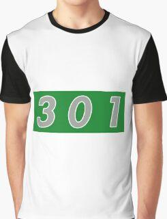 301 brillin Graphic T-Shirt