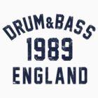 Drum & Bass by ixrid