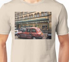 Central Station and Colourful Taxi Unisex T-Shirt