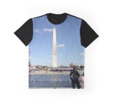 Washington monument   Graphic T-Shirt