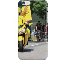 Tour de France 2014 - Peleton Stage 17 iPhone Case/Skin