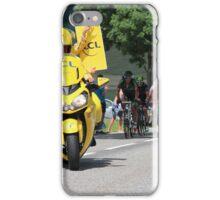 Tour de France 2014 - Peleton Stage 17 iPhone Case/Skin