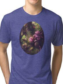 Happy 1St Birthday Tri-blend T-Shirt