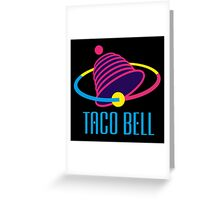 Taco Bell 2032 Greeting Card