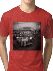 Jeepney Tri-blend T-Shirt