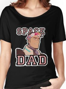 Space Dad Women's Relaxed Fit T-Shirt