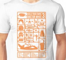 Build Your Own Doctor Who 3 Unisex T-Shirt