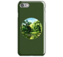 Ecclesiastes 3 11 He Hath Made Evertthing Beautiful iPhone Case/Skin