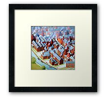 Potbank Framed Print
