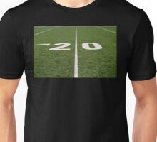 Football Field Twenty Unisex T-Shirt