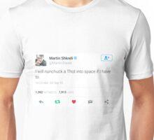 martin shkreli - thot nunchucking Unisex T-Shirt