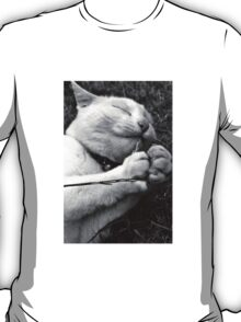 Simple Pleasures (BW) T-Shirt