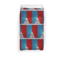 American Politics Duvet Cover