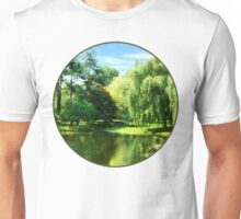 Willow By the Lake Unisex T-Shirt