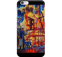 Fire Mosaic iPhone Case iPhone Case/Skin