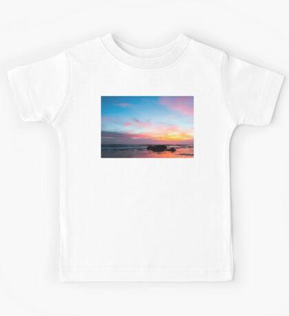 Sunset Handry's Beach Kids Tee