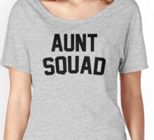 Aunt Squad Women's Relaxed Fit T-Shirt