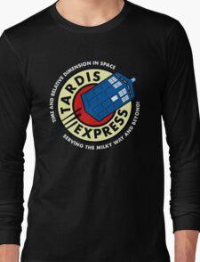 Tardis Express Long Sleeve T-Shirt