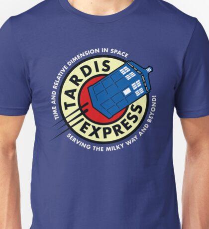 Tardis Express Unisex T-Shirt