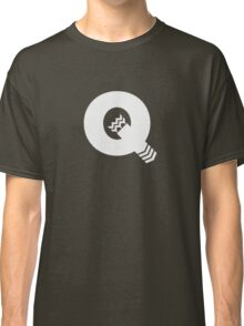Q is for Quiver - White Classic T-Shirt