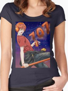 707- Mystic Messenger Women's Fitted Scoop T-Shirt