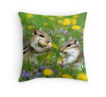 Bountiful Generosity Throw Pillow